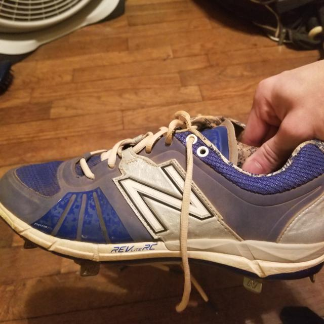 9a86a6e4f01e Best New Balance Cleats, 1 Year Old, Great Condition for sale in Gardner,  Kansas for 2019
