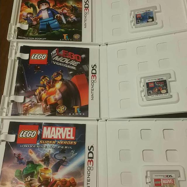 Best Nintendo 3ds Lego Games For Sale In Richmond British Columbia