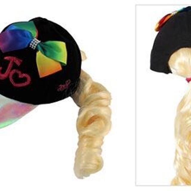 Best New In Package Girls Jojo Siwa Hat With Ponytail  10 for sale in  Hendersonville ff8afbe5cd5