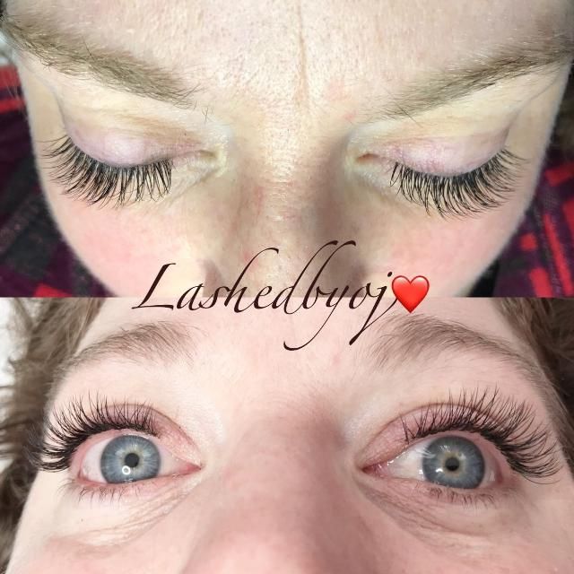 Claasic Eyelash Extensions In Scarborough Ontario For 2018