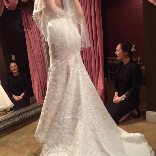 Best Winnie Couture Wedding Gown for sale in Mountain Brook, Alabama ...