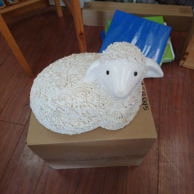 Ceramic Sheep Home Decor