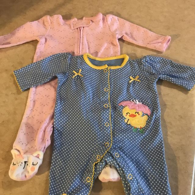 find more small wonders baby girls super cute sleepers size newborn