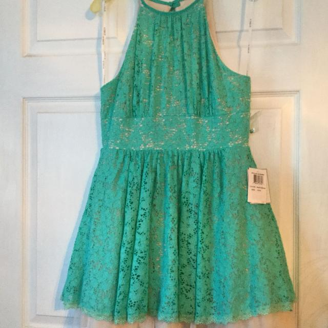 Find More Sea Green Semi Formal Dress For Sale At Up To 90 Off