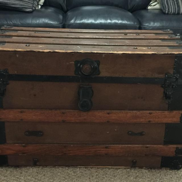Best Antique Trunk For Sale In Katy Texas For 2019