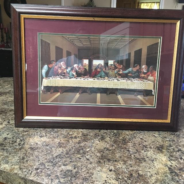 Find More Home Interior And Gifts Last Supper For Sale At Up To