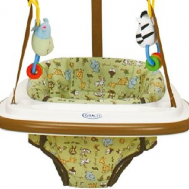 a2e659fa63fa Find more Graco Jungle Bumper Jumper for sale at up to 90% off
