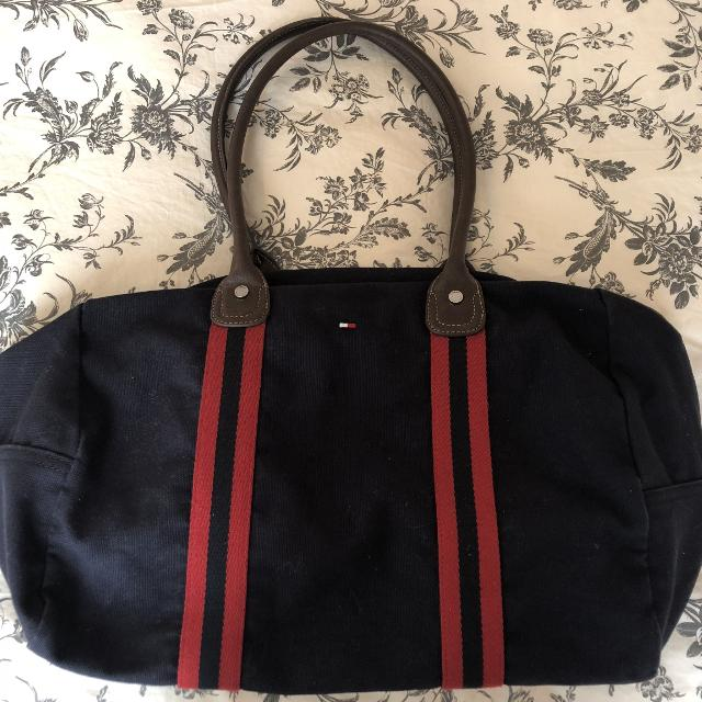 a6d18ccf Find more Price Drop Authentic Tommy Hilfiger Duffle Weekender Bag ...