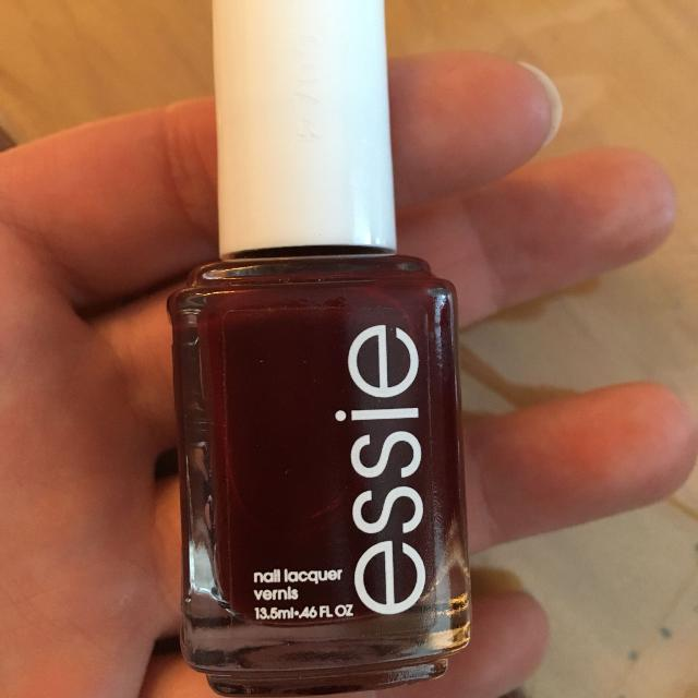 Best Bordeaux Essie Nail Polish Brand New for sale in Airdrie ...