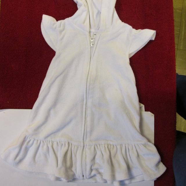 b49c600f7ebaa Find more Old Navy 3t Hooded, Zippered Terrycloth Bathing Suit Cover ...