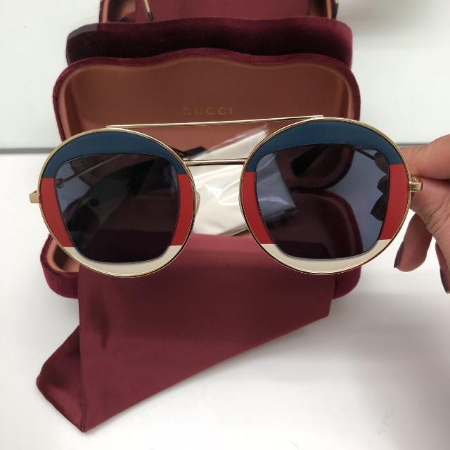 479989343c Best Brand New Gucci Round Frame Sunglasses for sale in Brooklyn ...