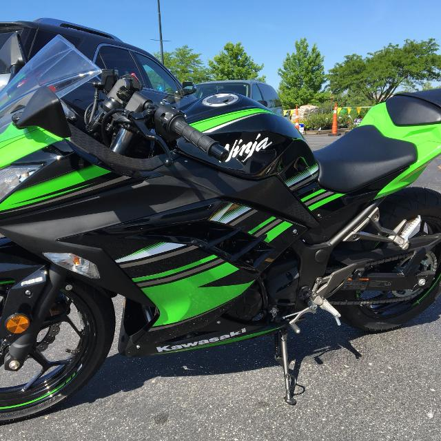 Find More 2016 Kawasaki Ninja 300 Abs Krt Edition For Sale At Up To