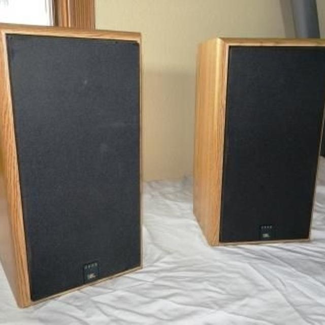 Jbl 2600 book shelf speakers