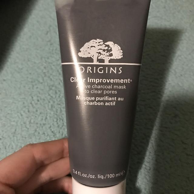 Best Full Sized Origins Charcoal Mask For Sale In Clarington