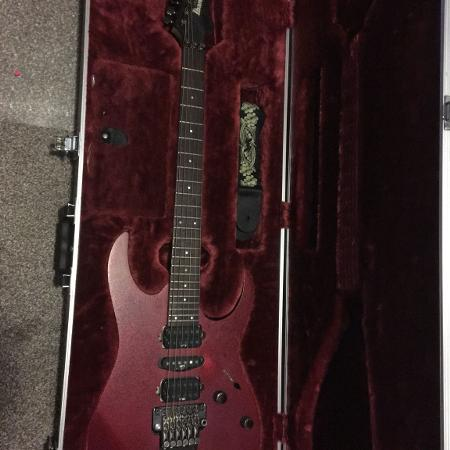 Japanese Ibanez Prestige RG1570 for sale  Canada