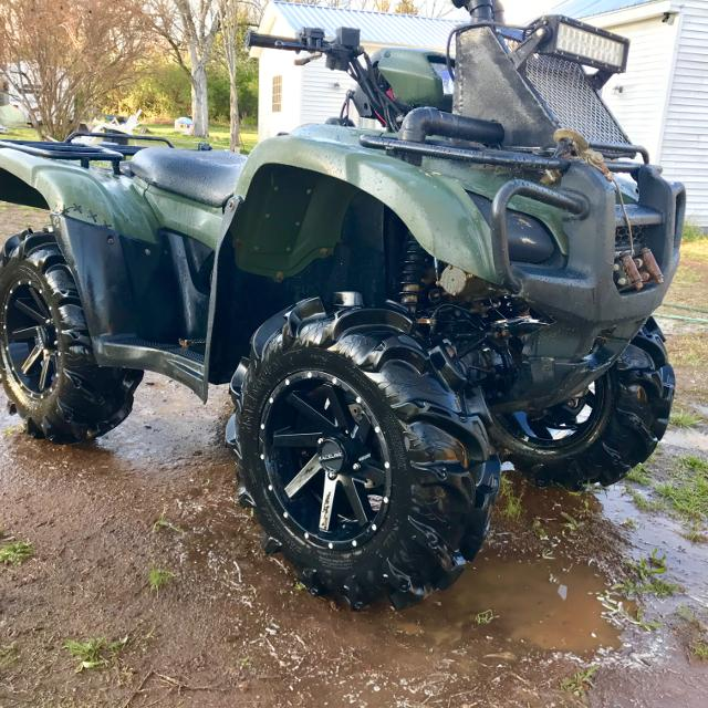 honda by quading shown dct best rubicon foreman atv model side deluxe canada