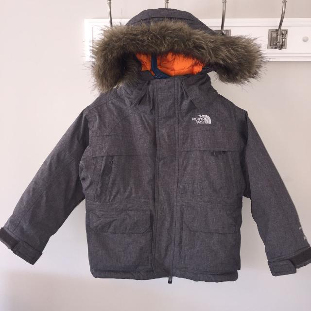 f11251c01 Find more The North Face Kids Winter Jacket - Size 5yrs for sale at ...