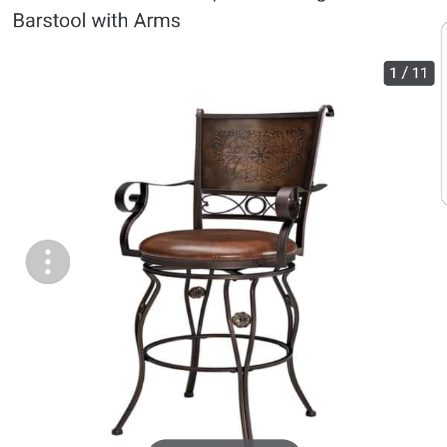 Find More Big And Tall Bar Stool With Arms For Sale At Up To 90 Off
