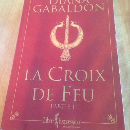La Croix de Feu by Diana Gabaldon for sale  Canada
