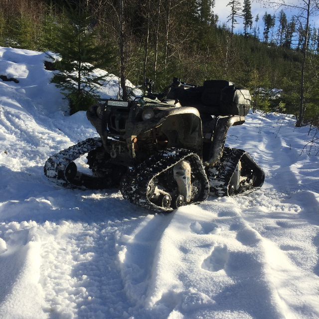 Find More Atvside By Side Snow Tracks For Sale At Up To 90 Off