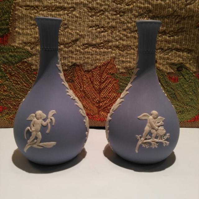 Find More Wedgwood Jasperware Vase 2 For Sale At Up To 90 Off