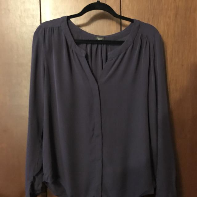 80929bff94f75 Find more Purple T.babaton (aritzia) Blouse for sale at up to 90% off