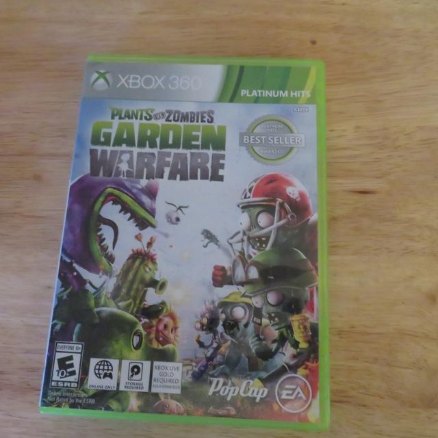 xbox 360 plants vs zombies garden warfare - Plants Vs Zombies Garden Warfare Xbox 360