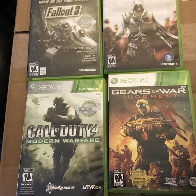 Best Xbox 360 Games 2019 Best Xbox 360 Games for sale in Hanover, Ontario for 2019