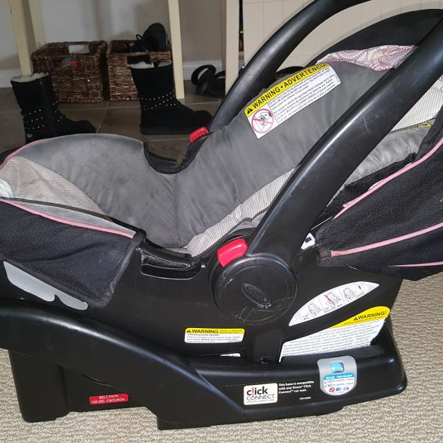 Graco Car Seat Click Connect 35