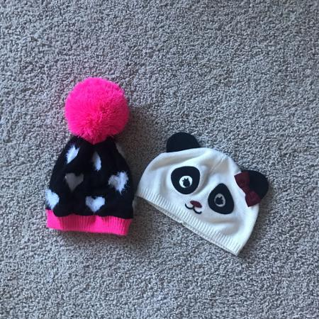 Very cute hats. Black never worn,... for sale  Canada