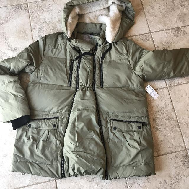 e67af1d8508a5 Find more Bnwt Thyme Maternity 'grow With You' Winter Coat! for sale ...