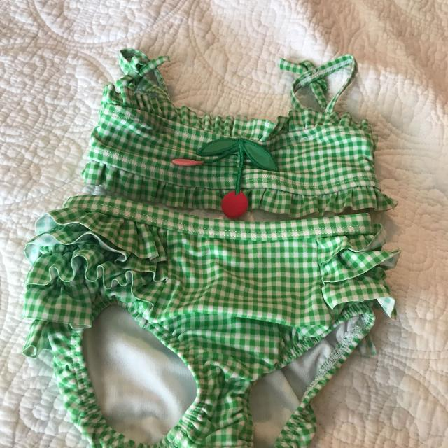 3850507cf0b0d Find more Crazy 8 Toddler Girls Size 12-18 Months Swimsuit, Porch ...