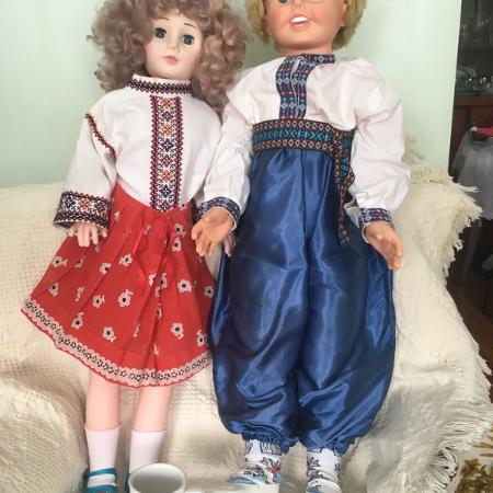 Used, Ukrainian Dolls for sale  Canada