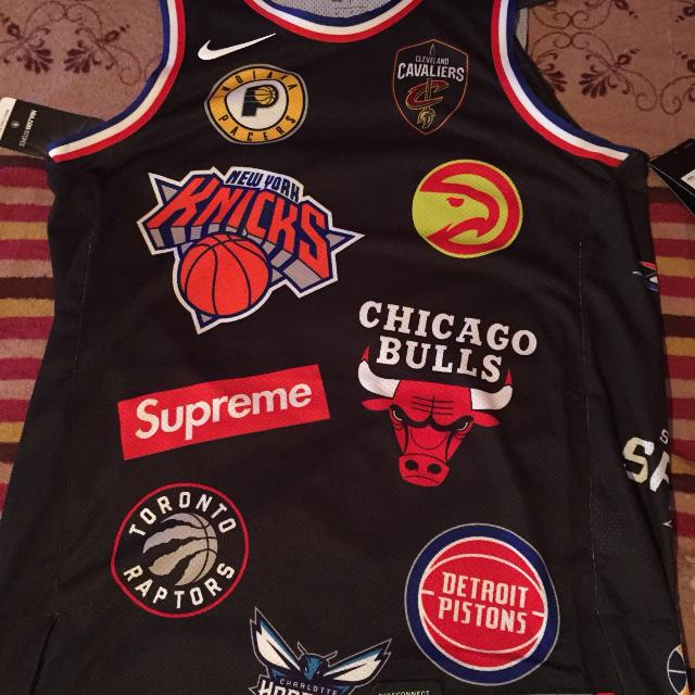 3bf1efb3b Best Supreme Nba Jersey for sale in Brazoria County