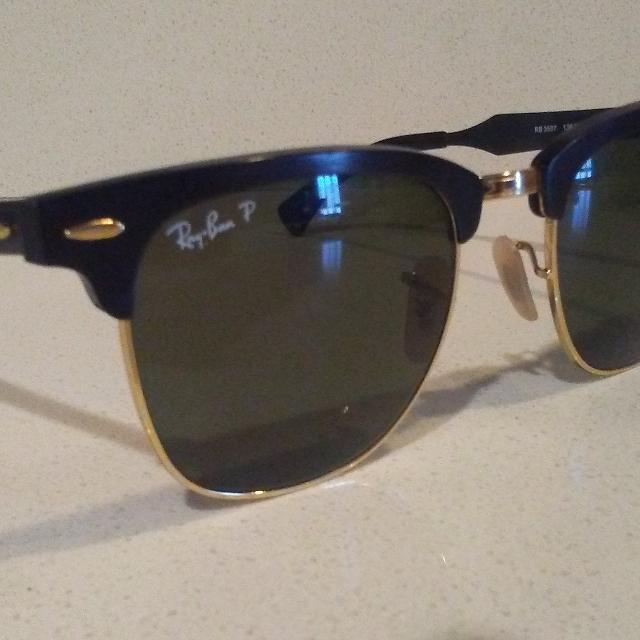 3e61f32cb9b Best Polarized Ray-ban Clubmaster Aluminum for sale in Round Rock ...