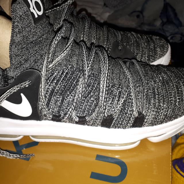 on sale 80b11 0b51d Nike Air Zoom KD 10 Oreo