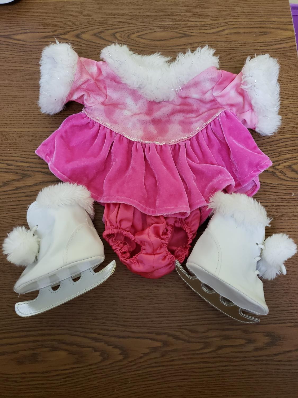 Costume Satin Panties