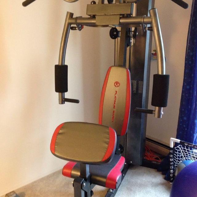 Platinum Marcy home gym