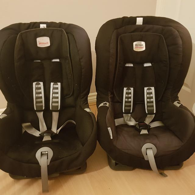 Find more Britax Romer Duo Plus Isofix Car Seats for sale at up to ...