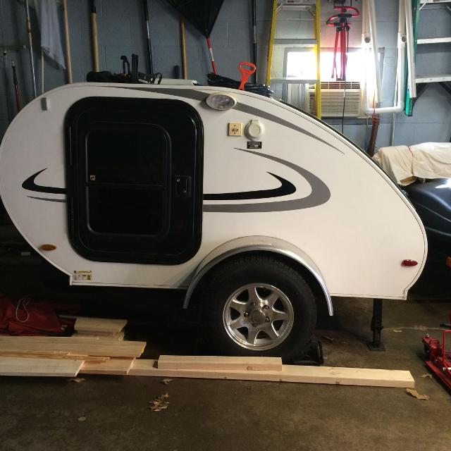 Little Guy Rascal Teardrop Camper