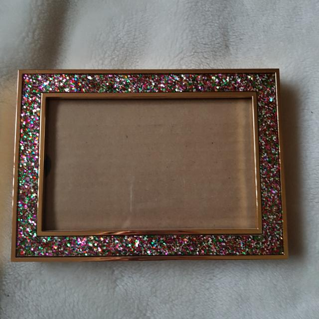 Find More Authentic Kate Spade Multi Glitter Picture Frame For Sale