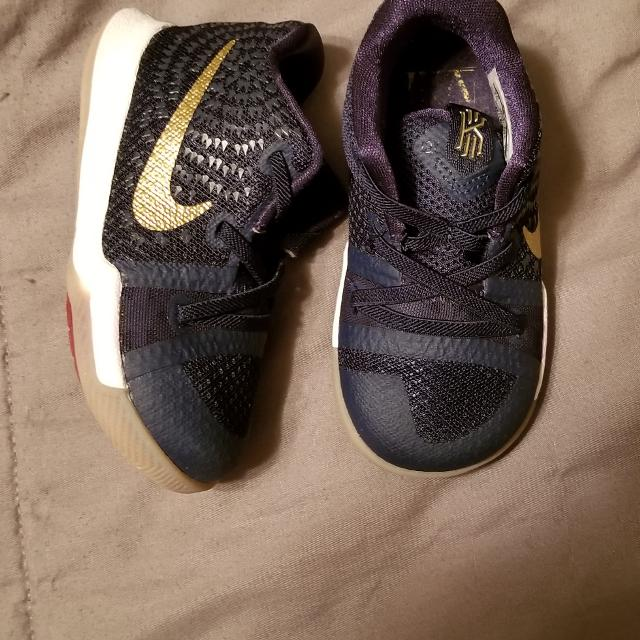 4045b7aa4a Find more Size 7 Nike Kyrie Irving Toddler Boys Shoes for sale at up ...