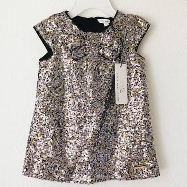 c2e048736 Best Nwt Little Marc Jacobs Baby Sequins Dress 6-9 Months for sale in San  Jose, California for 2019