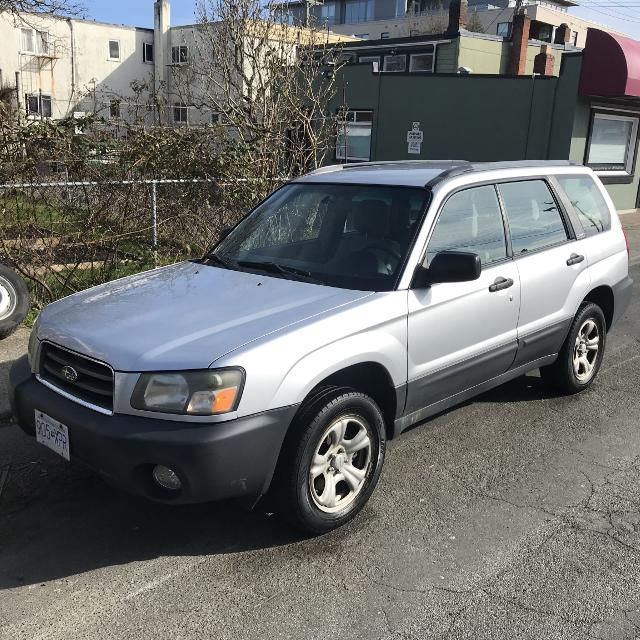 2019 Subaru Forester Transmission: Find More 2004 Subaru Forester