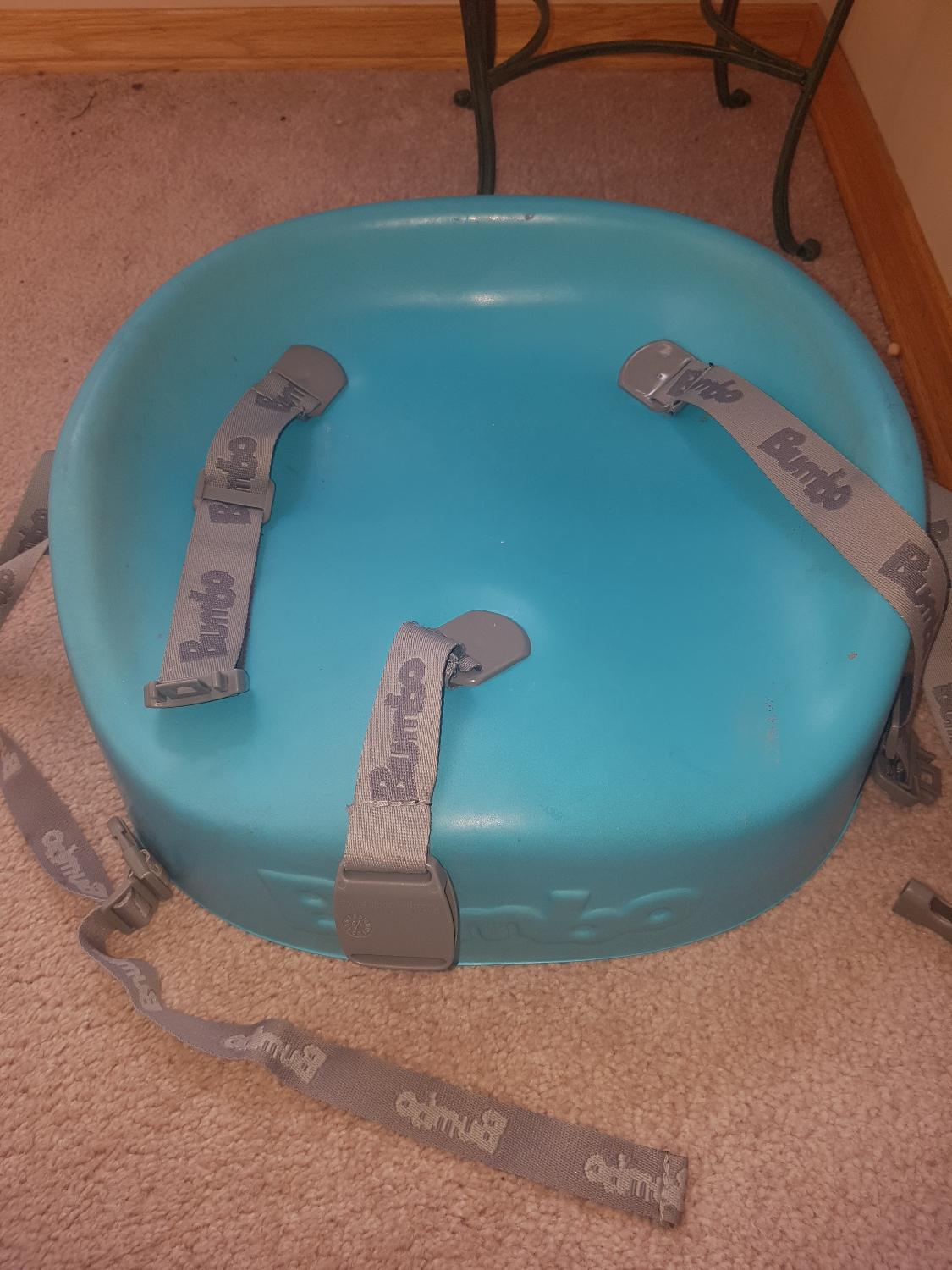 how to clean a bumbo seat