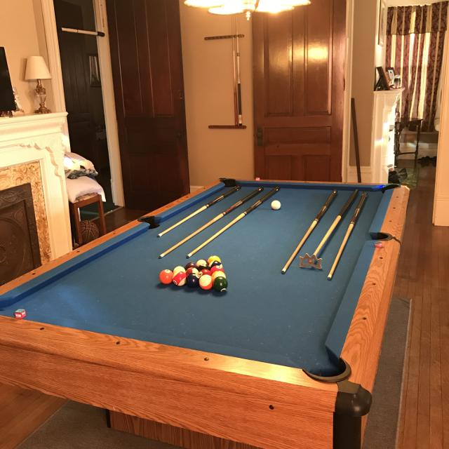 best 4x8 regulation size pool table for sale in cynthiana kentucky