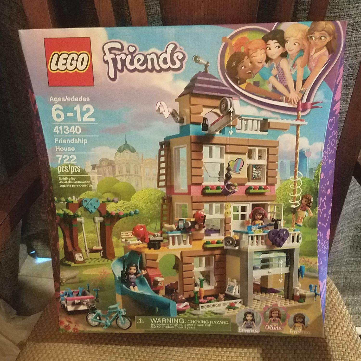 Find More Brand New Lego Friends Friendship House For Sale At Up To