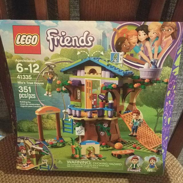 Find More Lego Friends Mias Tree House For Sale At Up To 90 Off