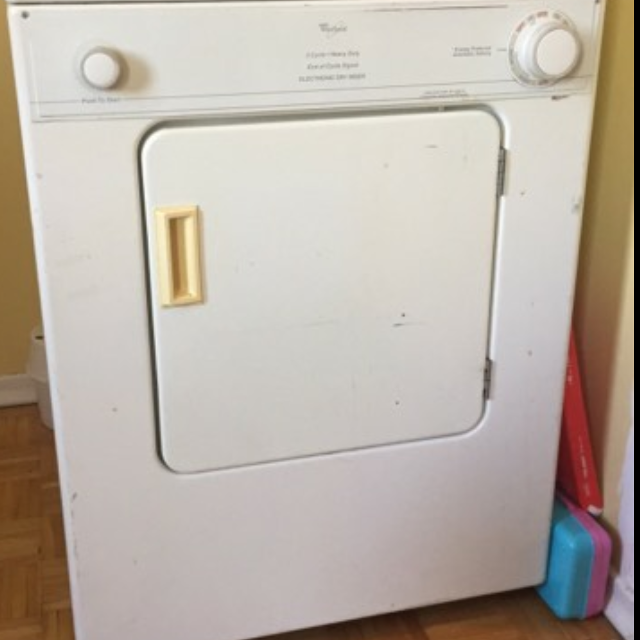 Find more Whirlpool Apartment Size Dryer for sale at up to 90% off