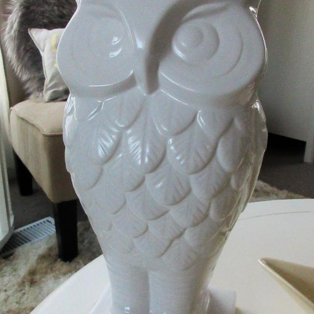 Find More Brand New 14 Ceramic Owl Vase For Sale At Up To 90 Off